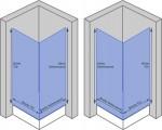 Breite Tür