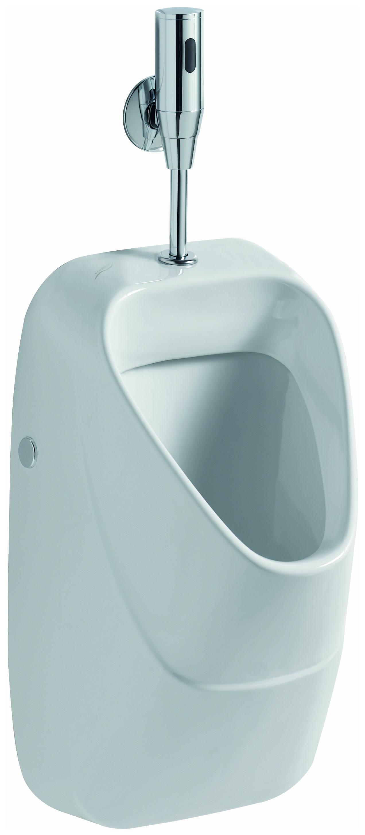 keramag alivio urinal zulauf von oben abgang hinten oder unten wei alpin 238150000. Black Bedroom Furniture Sets. Home Design Ideas