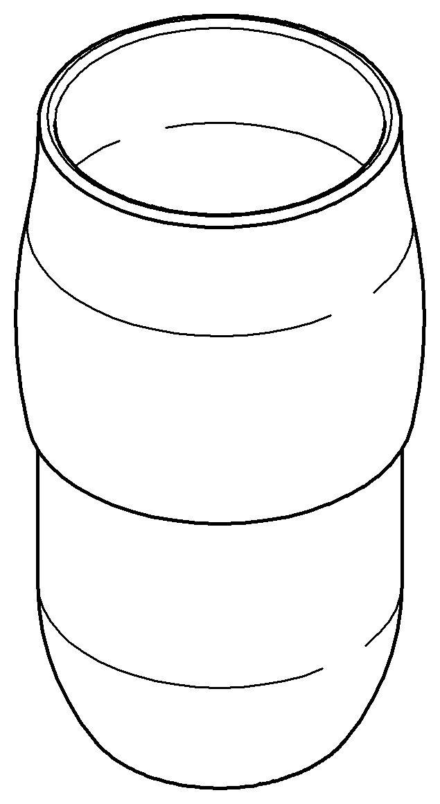 grohe chiara ersatzglas f r toilettenb rstengarnitur. Black Bedroom Furniture Sets. Home Design Ideas