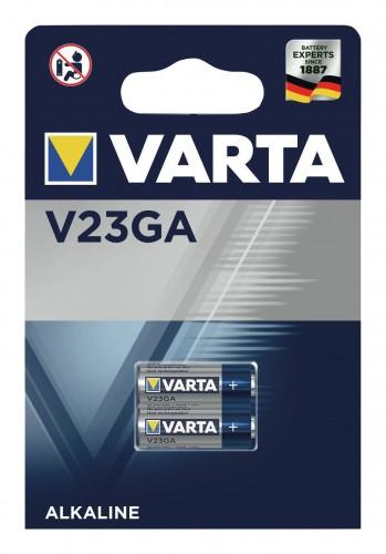 Varta 2019 Freisteller Batterie-Electronics-V23GA-2er-Blister 2