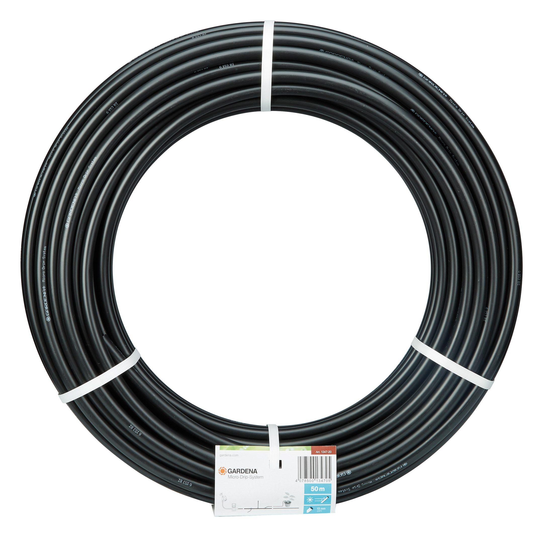 "Gardena Micro-Drip-System Verlegerohr 50 mtr 1/2"" - 13 mm - 01347-20"