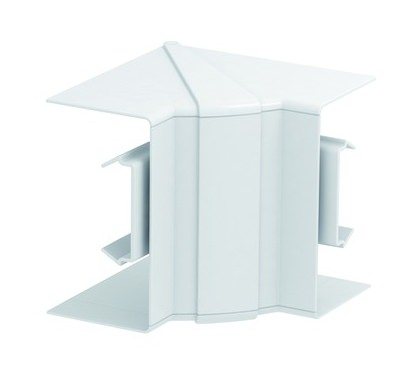 obo bettermann inneneck geb k kunststoff haubenformteil 130x70mm reinwei unbehandelt ral9010. Black Bedroom Furniture Sets. Home Design Ideas