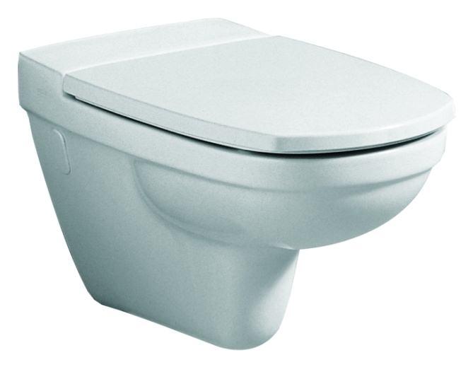 keramag vitelle wc sitz mit deckel mit absenkautomatik wei alpin 573625000. Black Bedroom Furniture Sets. Home Design Ideas