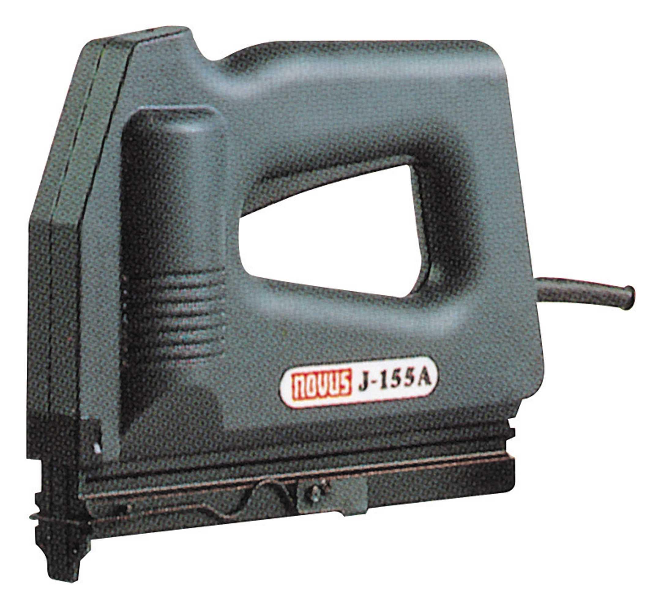 Novus Elektrotacker im Karton J 155 A - 0310298
