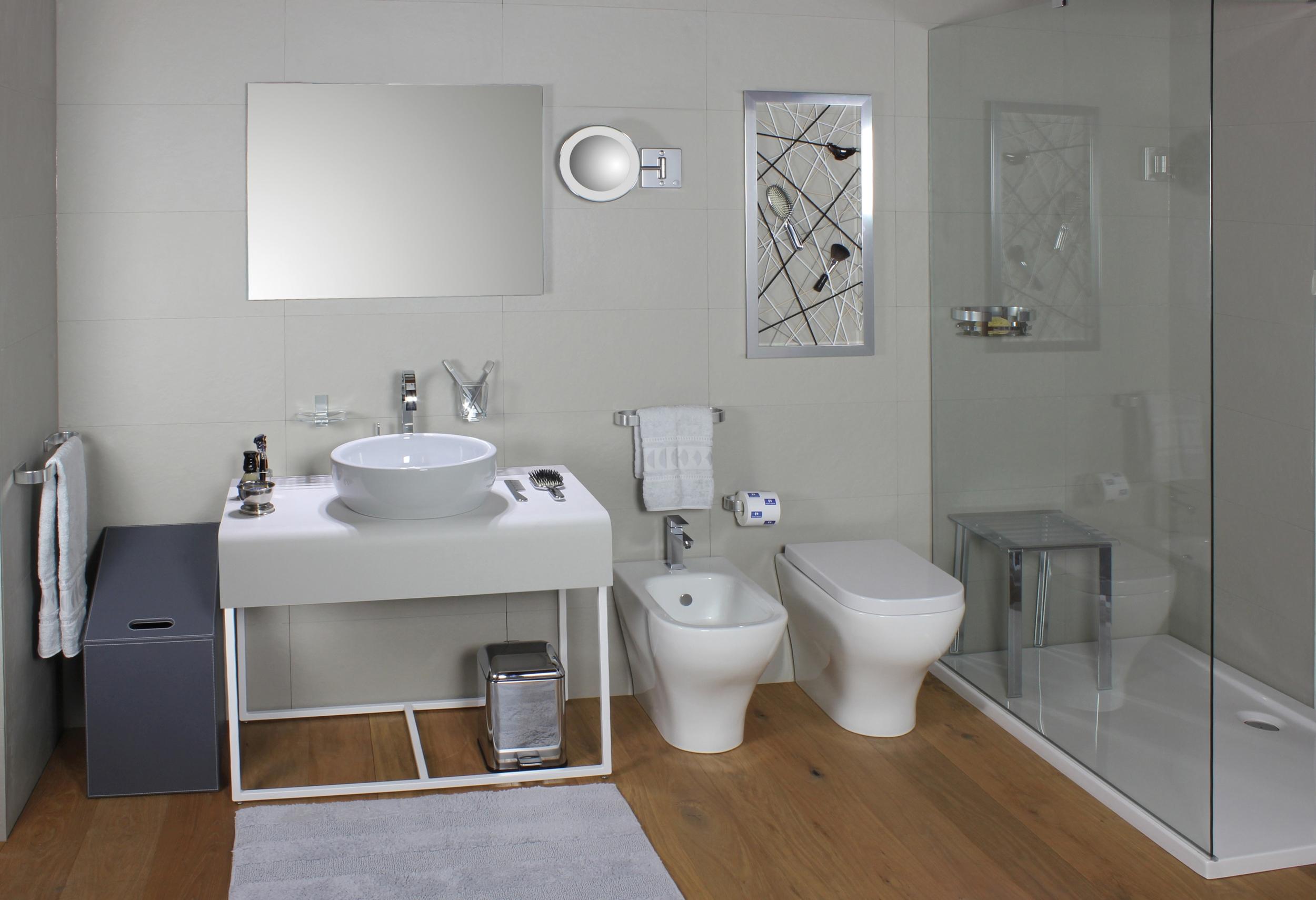 koh i noor filo lucido spiegel mit kantenschliff 400 x 900 mm 45554. Black Bedroom Furniture Sets. Home Design Ideas