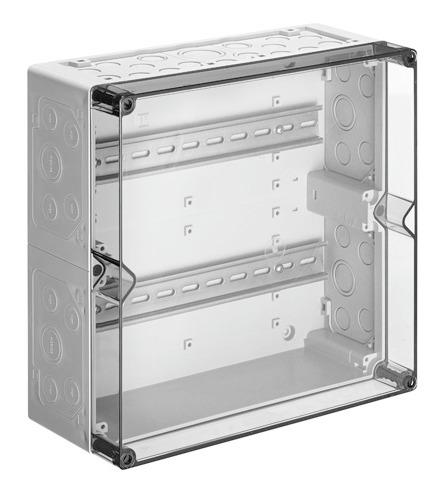 Schell SWS Elektro-Verteilerkasten - 005060099