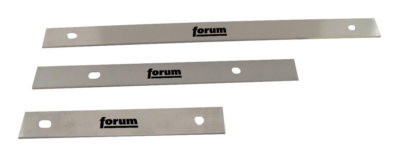 Forum Einweg-Wendehobelmesser für Mafell 300 mm - (VPE: 12 Stück)