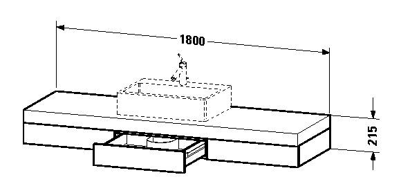 waschtischkonsole preisvergleiche erfahrungsberichte und kauf bei nextag. Black Bedroom Furniture Sets. Home Design Ideas