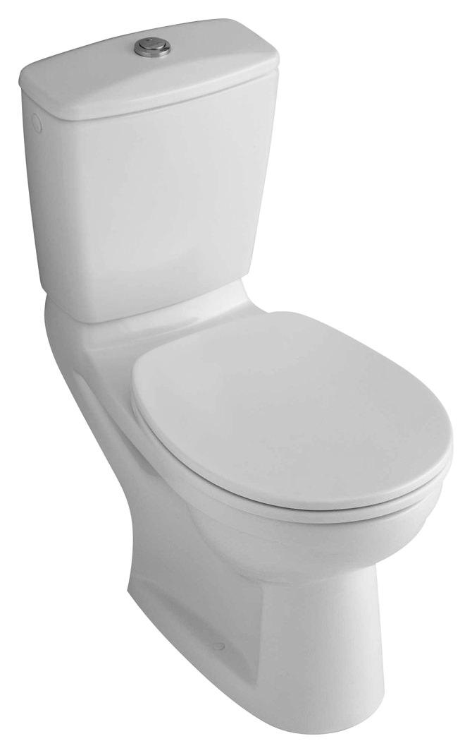 villeroy boch o novo sp lkasten f r kombination wei alpin ceramicplus f r wcs urinale. Black Bedroom Furniture Sets. Home Design Ideas