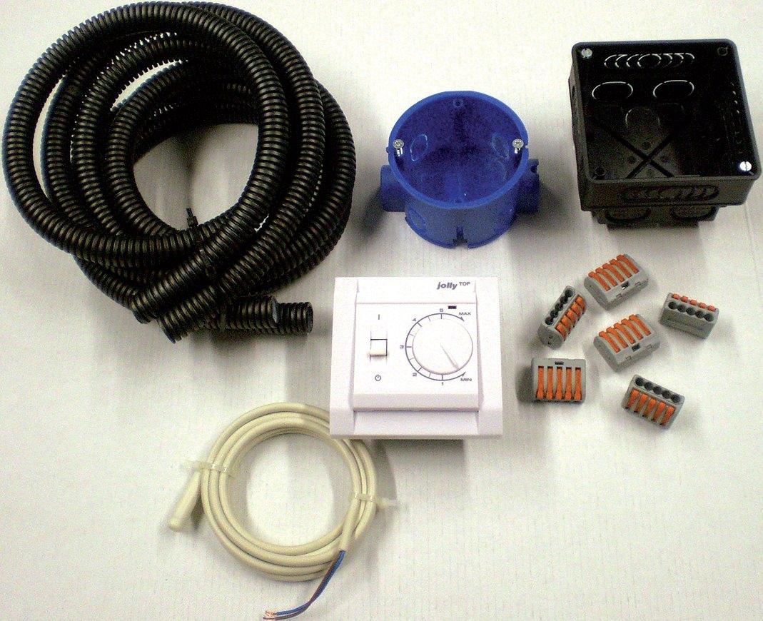 Jollytherm Top-Therm Regelset standard - TPT05454