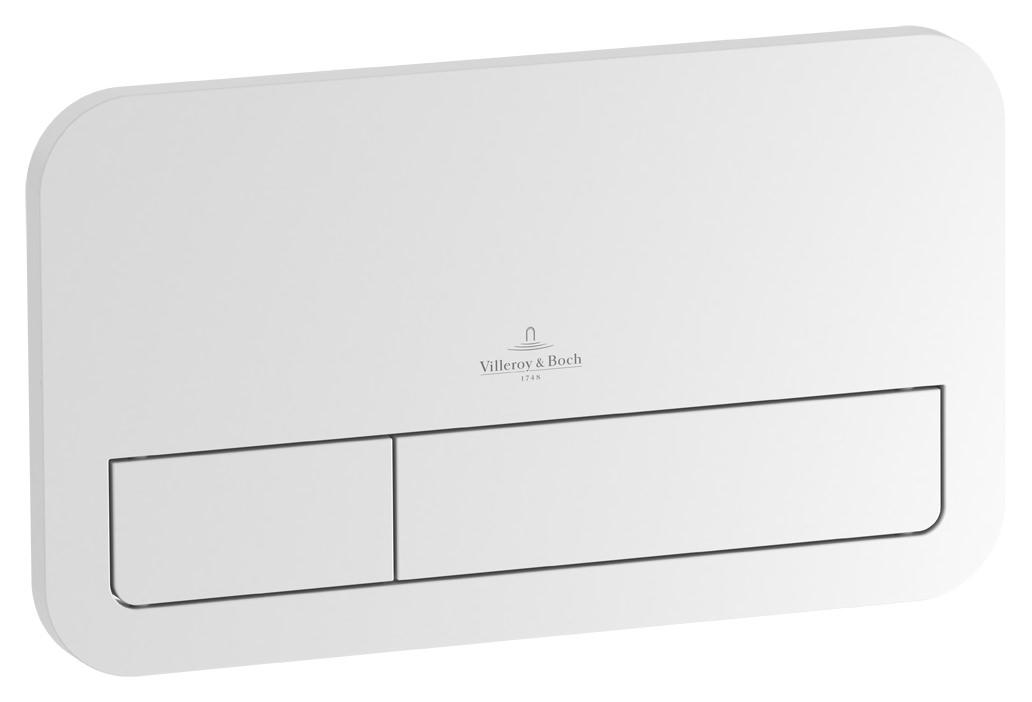 villeroy boch viconnect bet tigungsplatte modern aus kunststoff wei 92249068. Black Bedroom Furniture Sets. Home Design Ideas