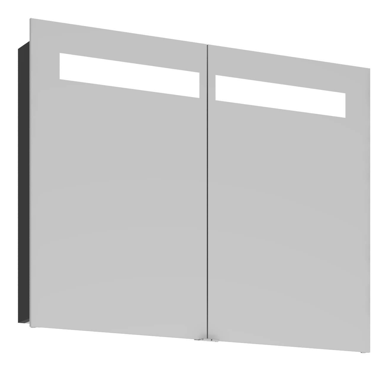 scanbad modern komplettset 90cm mit spiegelschrank. Black Bedroom Furniture Sets. Home Design Ideas