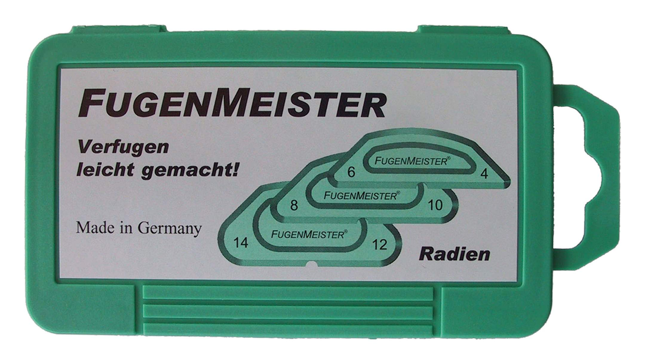 Fugenmeister Radien - R-03