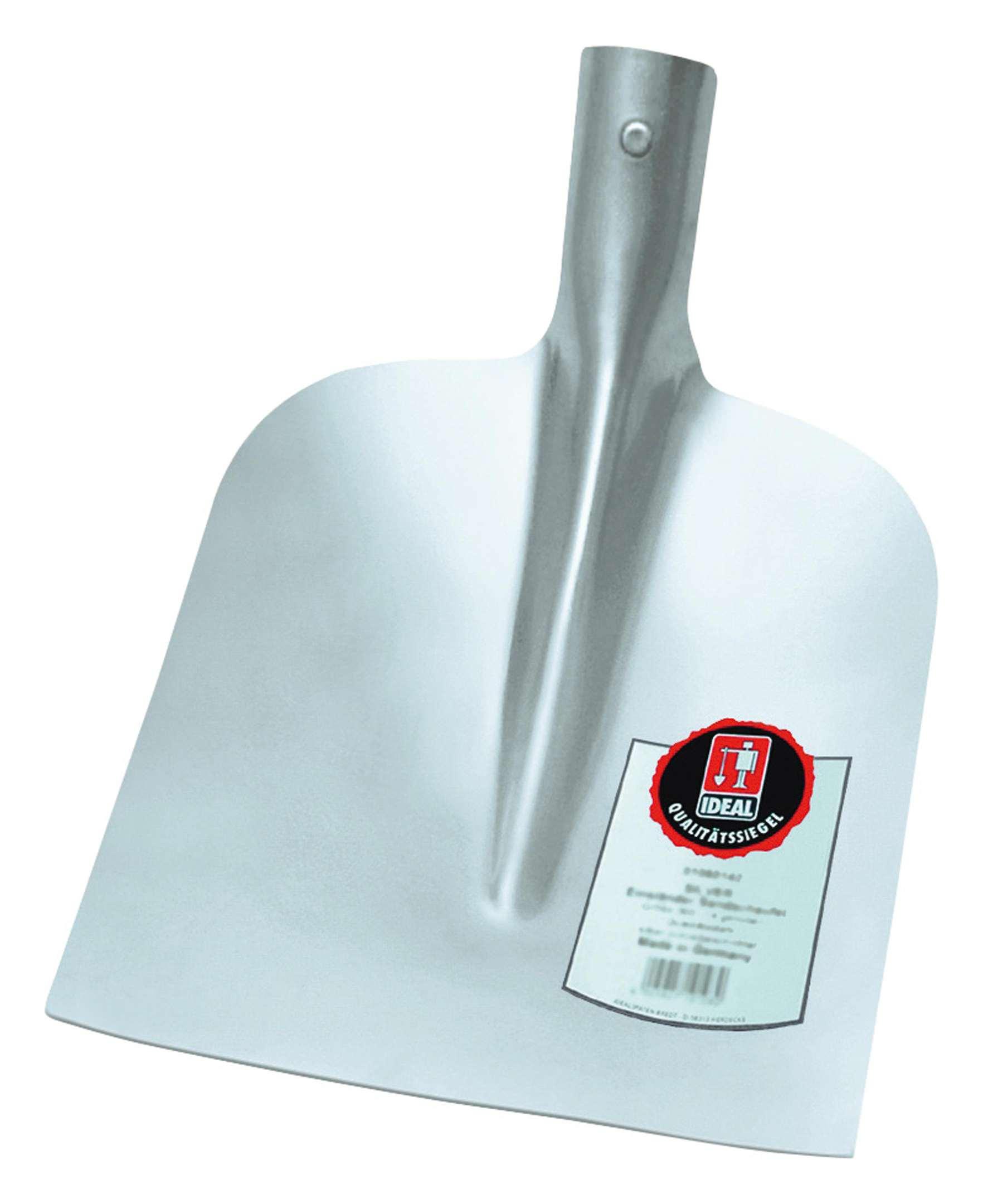 Idealspaten Ideal Holsteiner Schaufel silber Größe 2 - 00040320