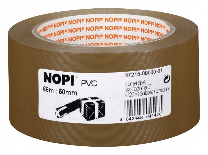 Tesa 2017 Foto Nopi-Packband-Nr-57215-66m-x-50mm-braun 57215