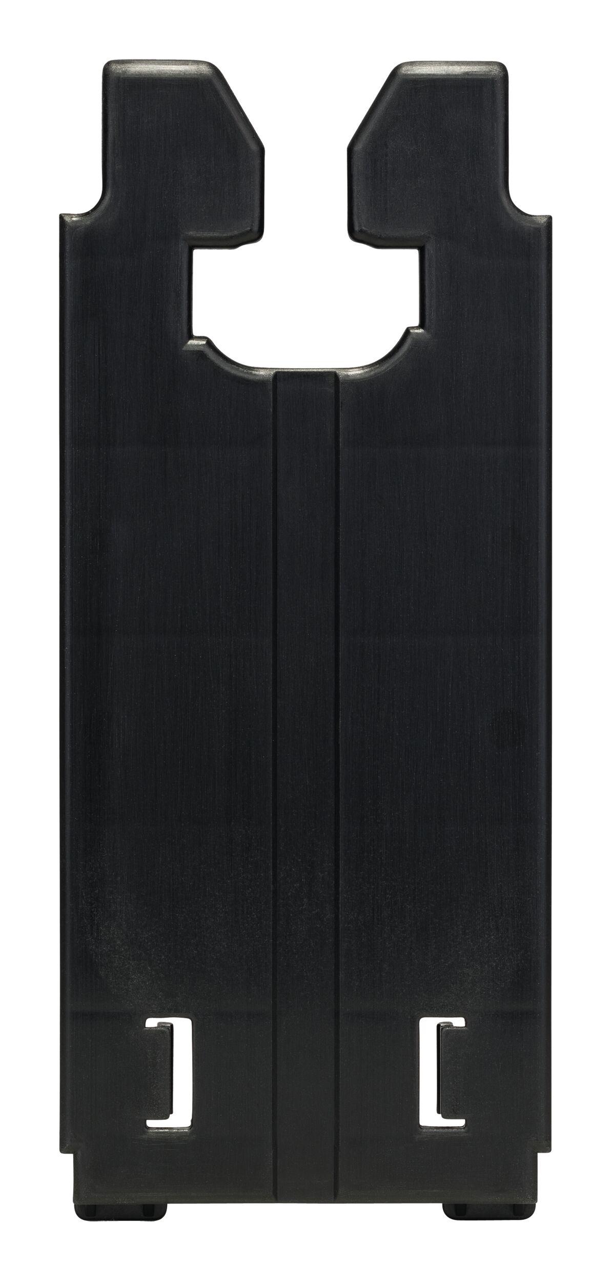 Bosch Zubehör Kunststoffplatte zu Fußplatte für PST 700 PAE und PST 800 PAC 2601099040