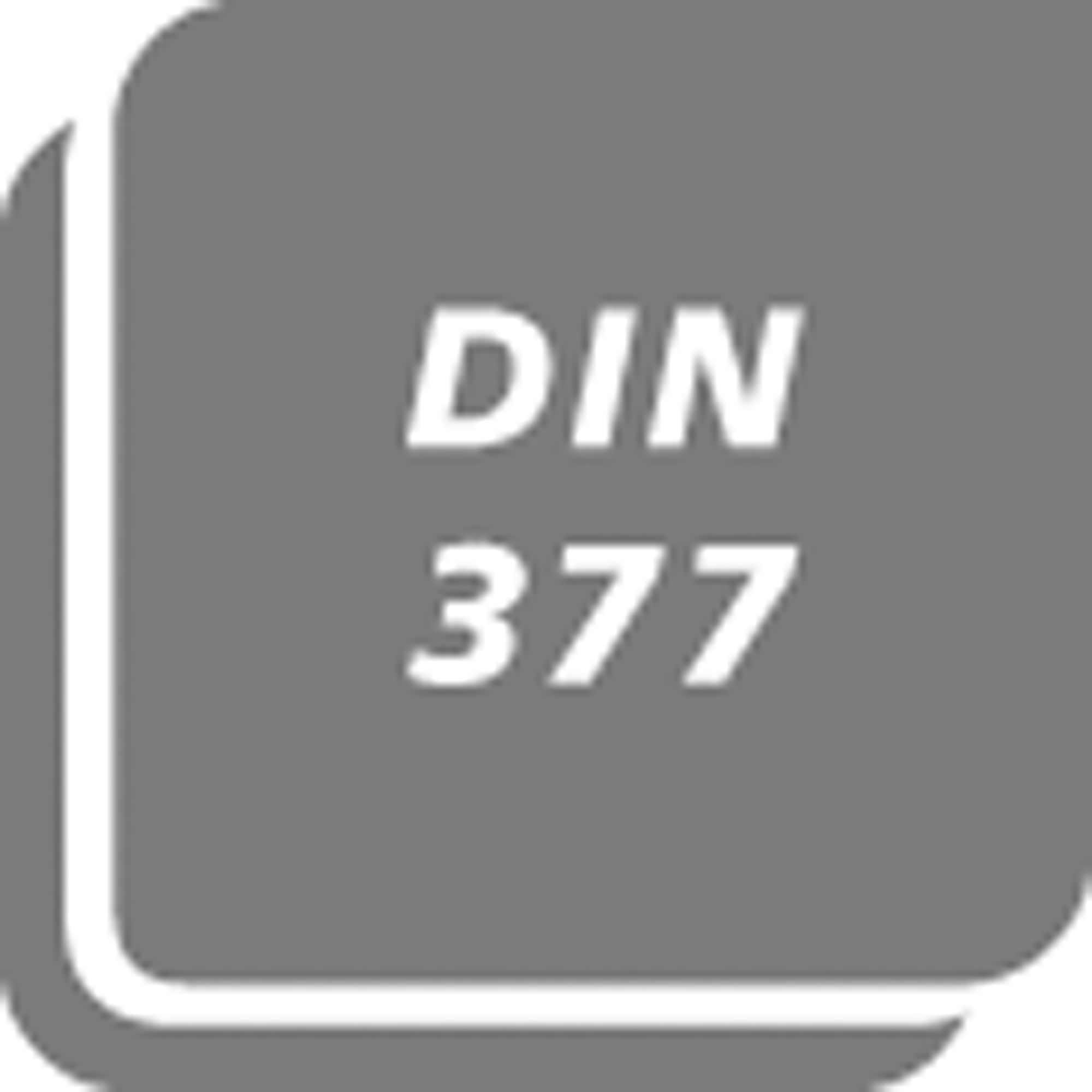 fortis Gewindebohrer-Verlängerung DIN377 14,5 mm