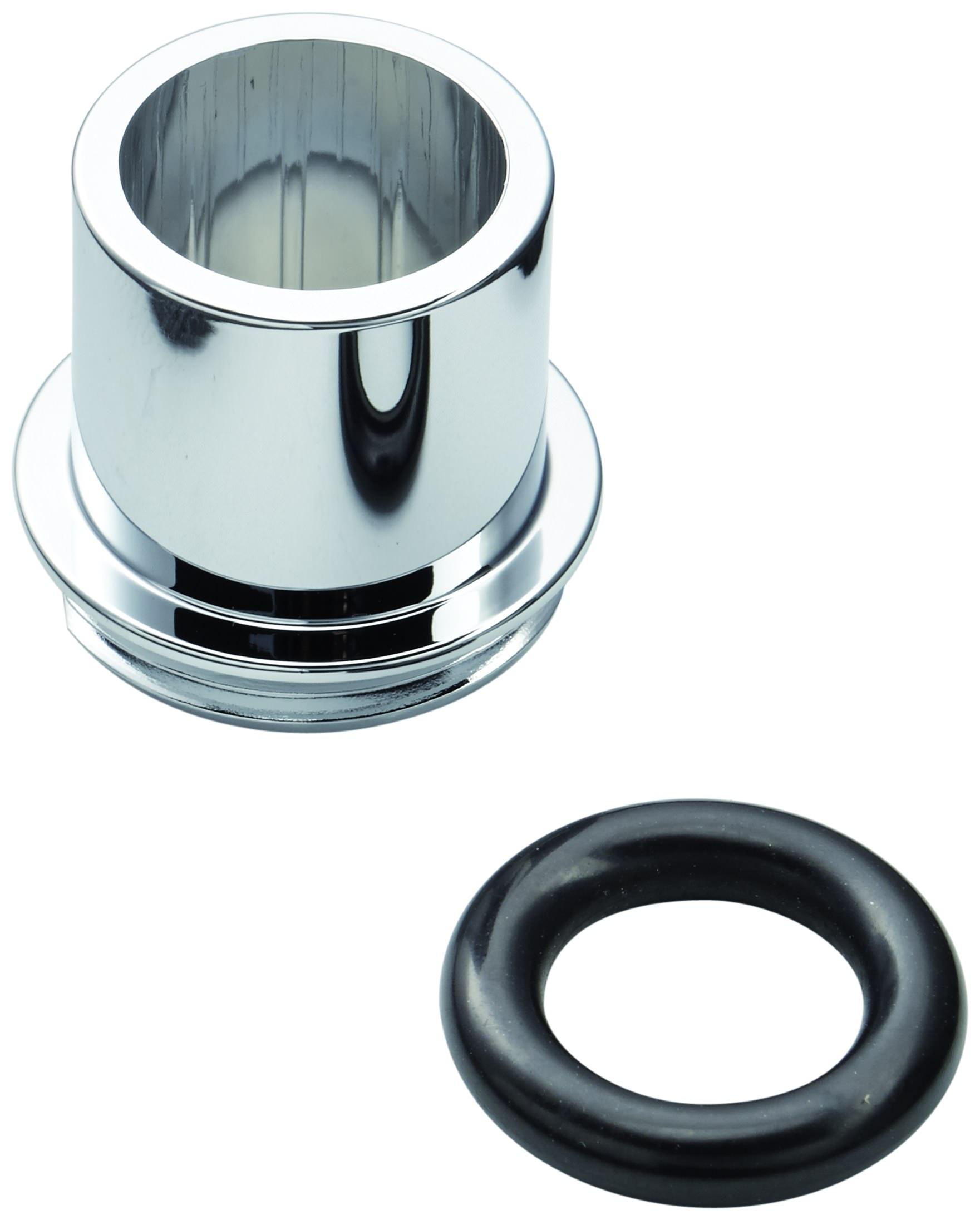 grohe rondo abgangsmutter f r urinal drucksp ler chrom 42344000. Black Bedroom Furniture Sets. Home Design Ideas