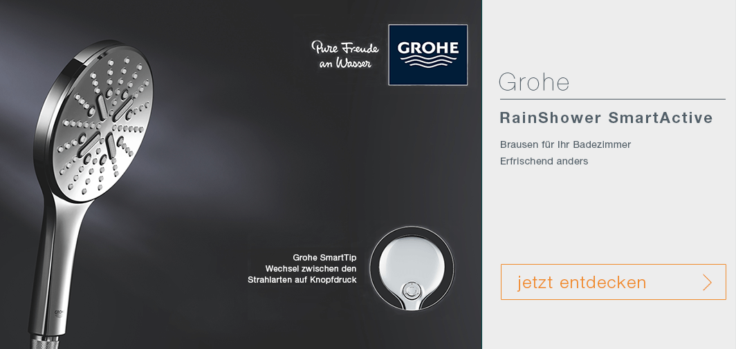 Grohe RainShower SmartActive Brausen