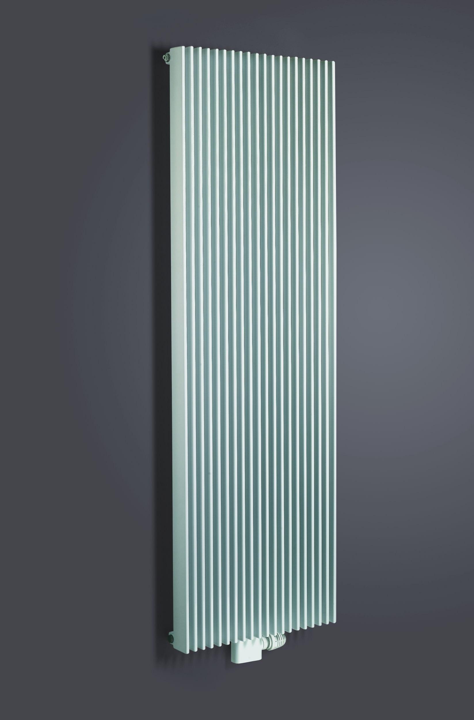 Schulte London Design-Heizkörper Sondermaß (281 - 500 mm) Alpinweiß ...