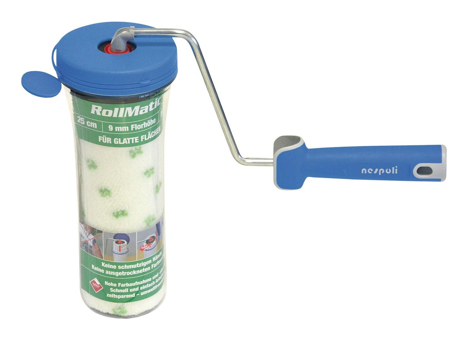 Farbwalze /- Bügel Rollmatic 25cm FH9mm - 525584225 800