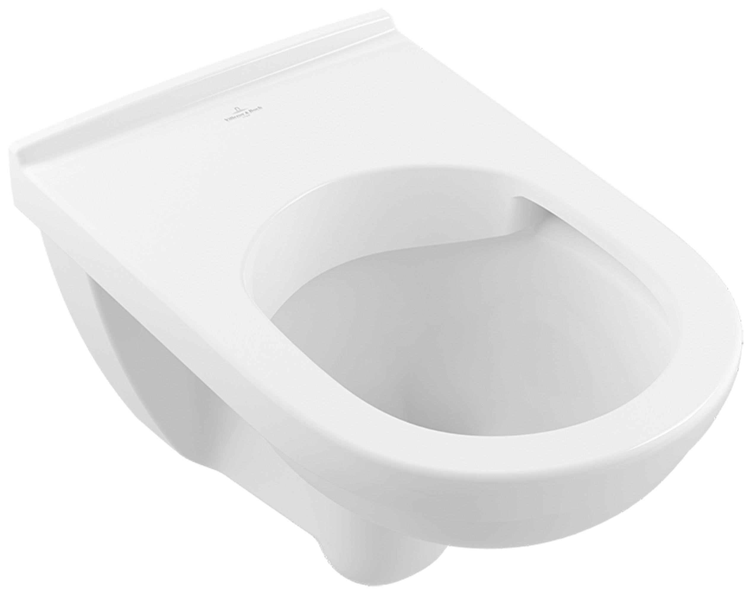 villeroy boch o novo tiefsp lklosett wand wc ohne sp lrand ohne befestigungsl cher f r wc sitz. Black Bedroom Furniture Sets. Home Design Ideas