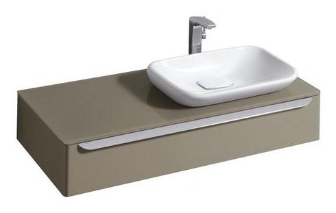 keramag myday einbauwaschtisch ohne berlauf 600mm x 126x390mm wei alpin keratect 245460600. Black Bedroom Furniture Sets. Home Design Ideas