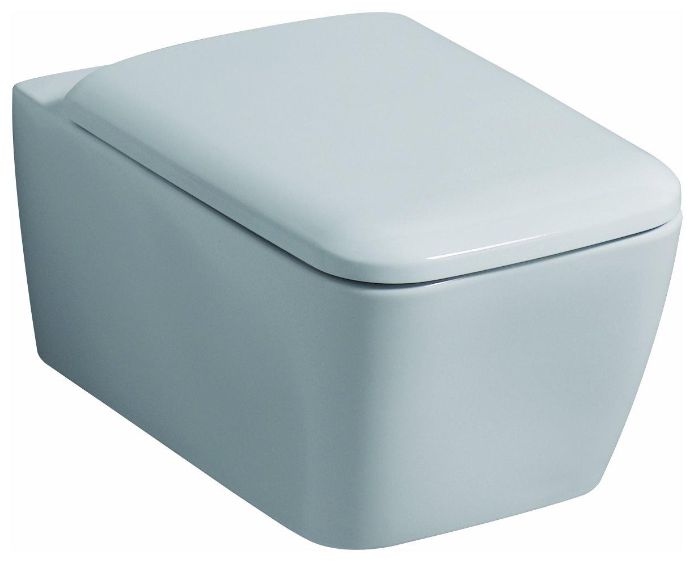 keramag it wc sitz mit absenkautomatik scharniere metall wei alpin f r wcs urinale. Black Bedroom Furniture Sets. Home Design Ideas