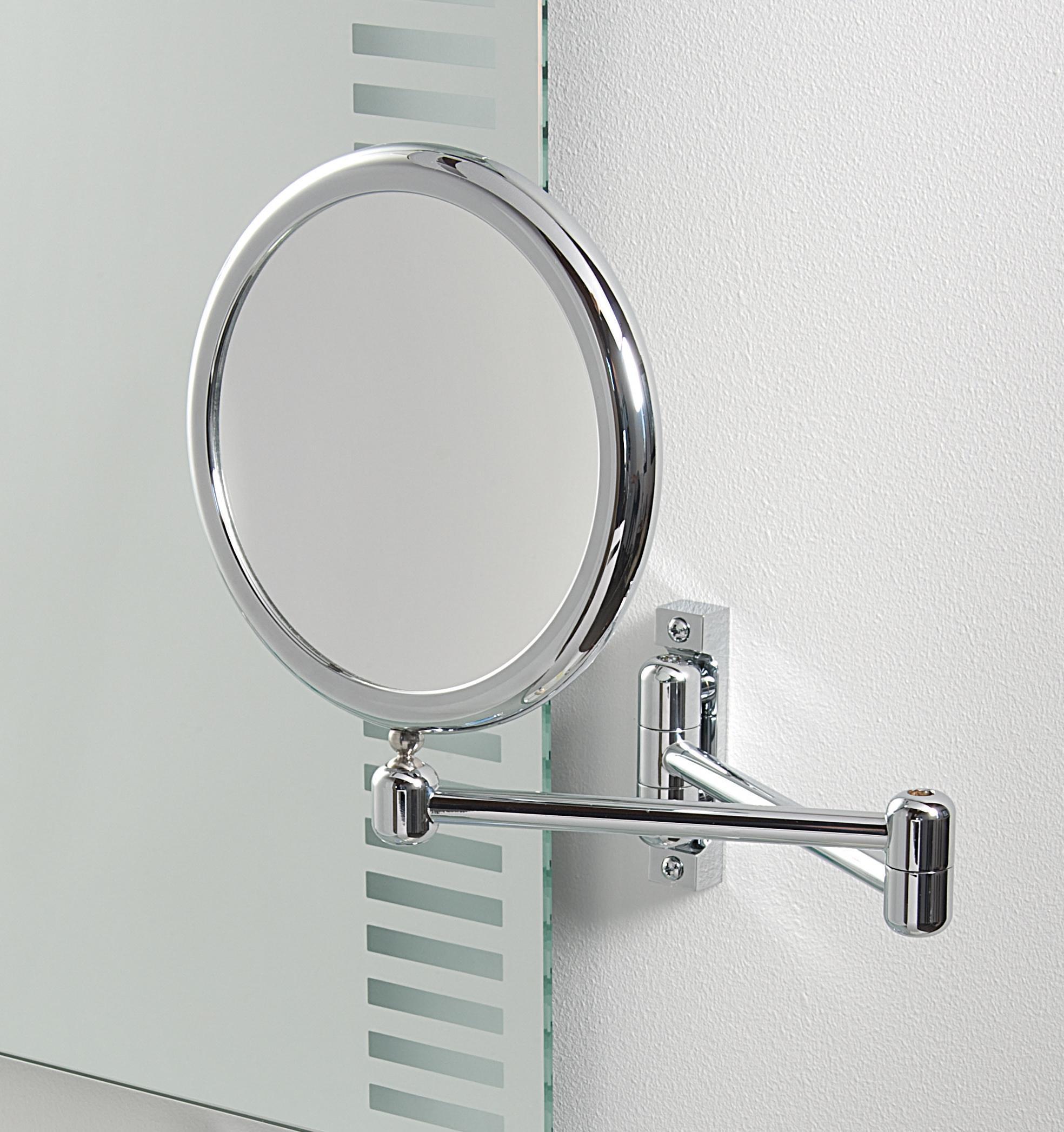 koh i noor discolo led vergr erungsspiegel 3 fache vergr erung 230 x 460 mm chrom c35 2kk3. Black Bedroom Furniture Sets. Home Design Ideas