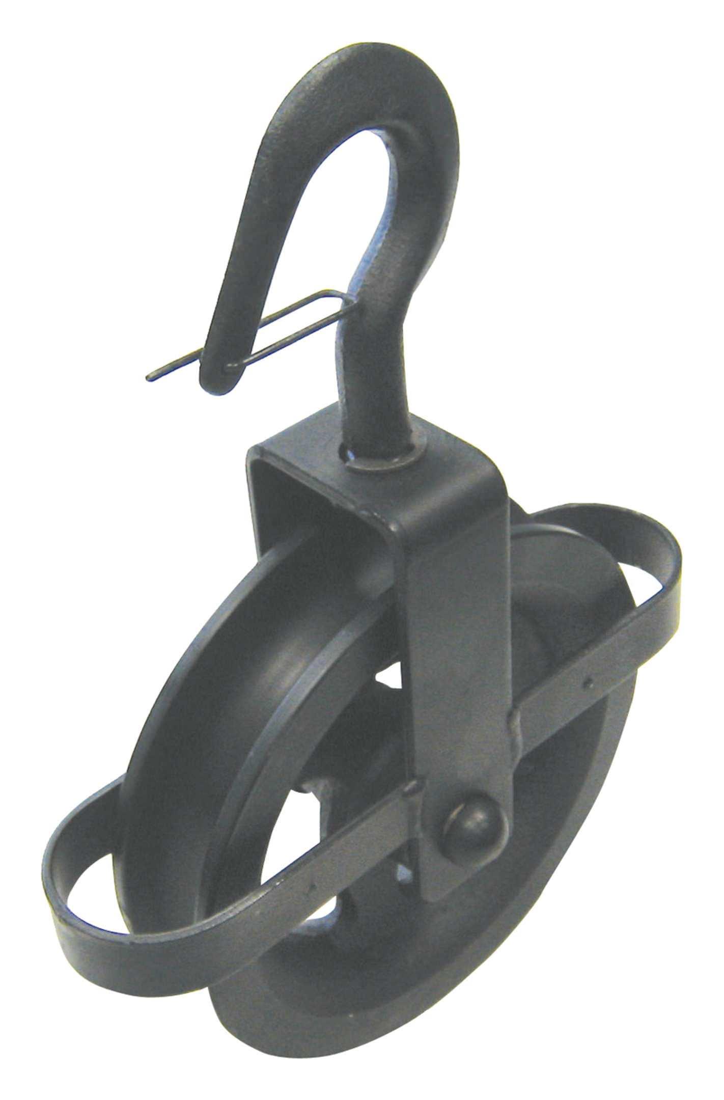 HBS Betz Brunnenrolle für Hanfseil 307/160 komplett lackiert - 87044