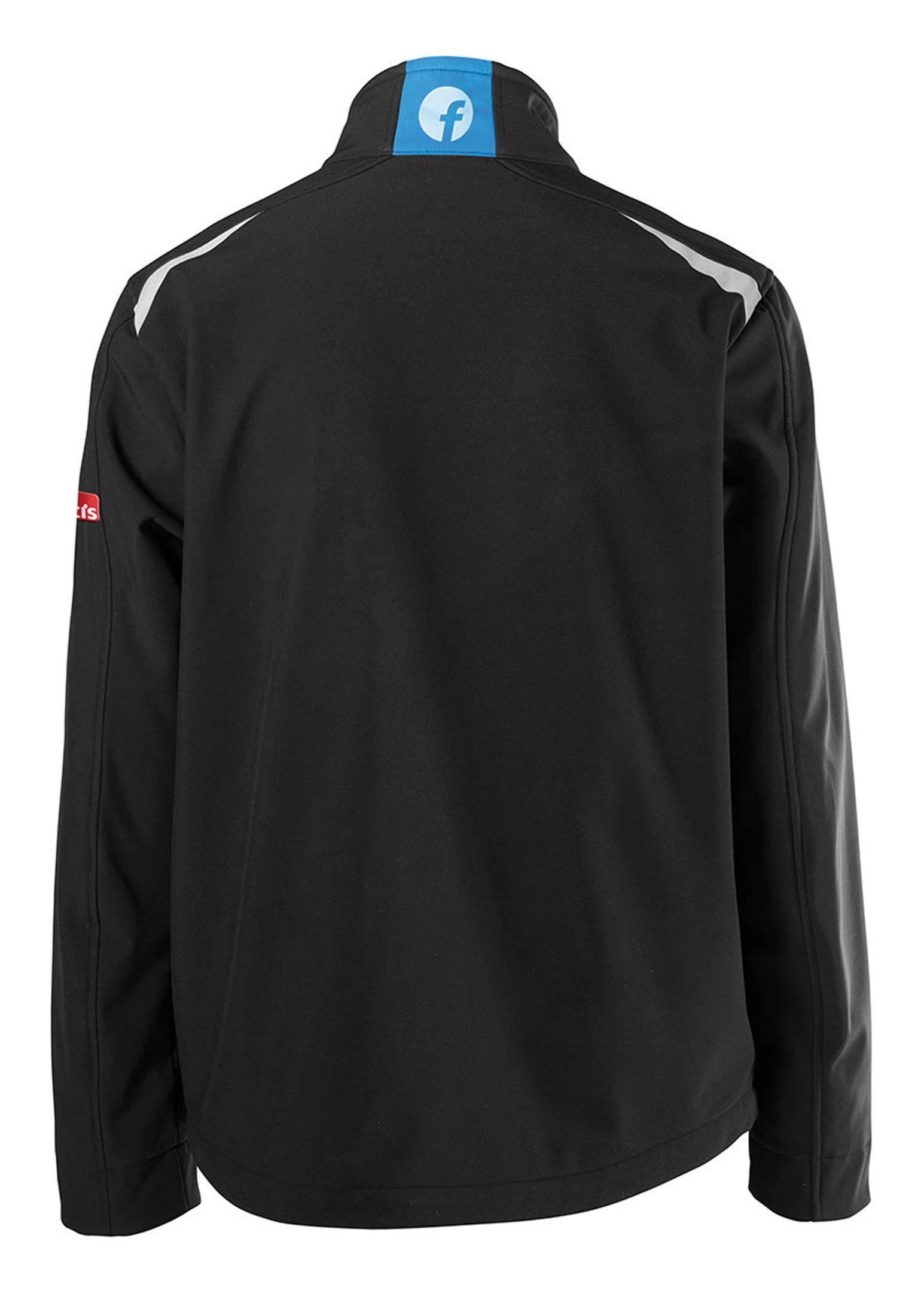 Bekleidung & Schutzausrüstung FORTIS Herrenjacke 24 blau-schwarz Gr L