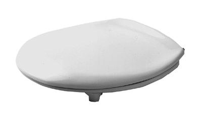 duravit architec wc sitz vital scharniere edelstahl mit winkelpuffern wei 0062810000. Black Bedroom Furniture Sets. Home Design Ideas
