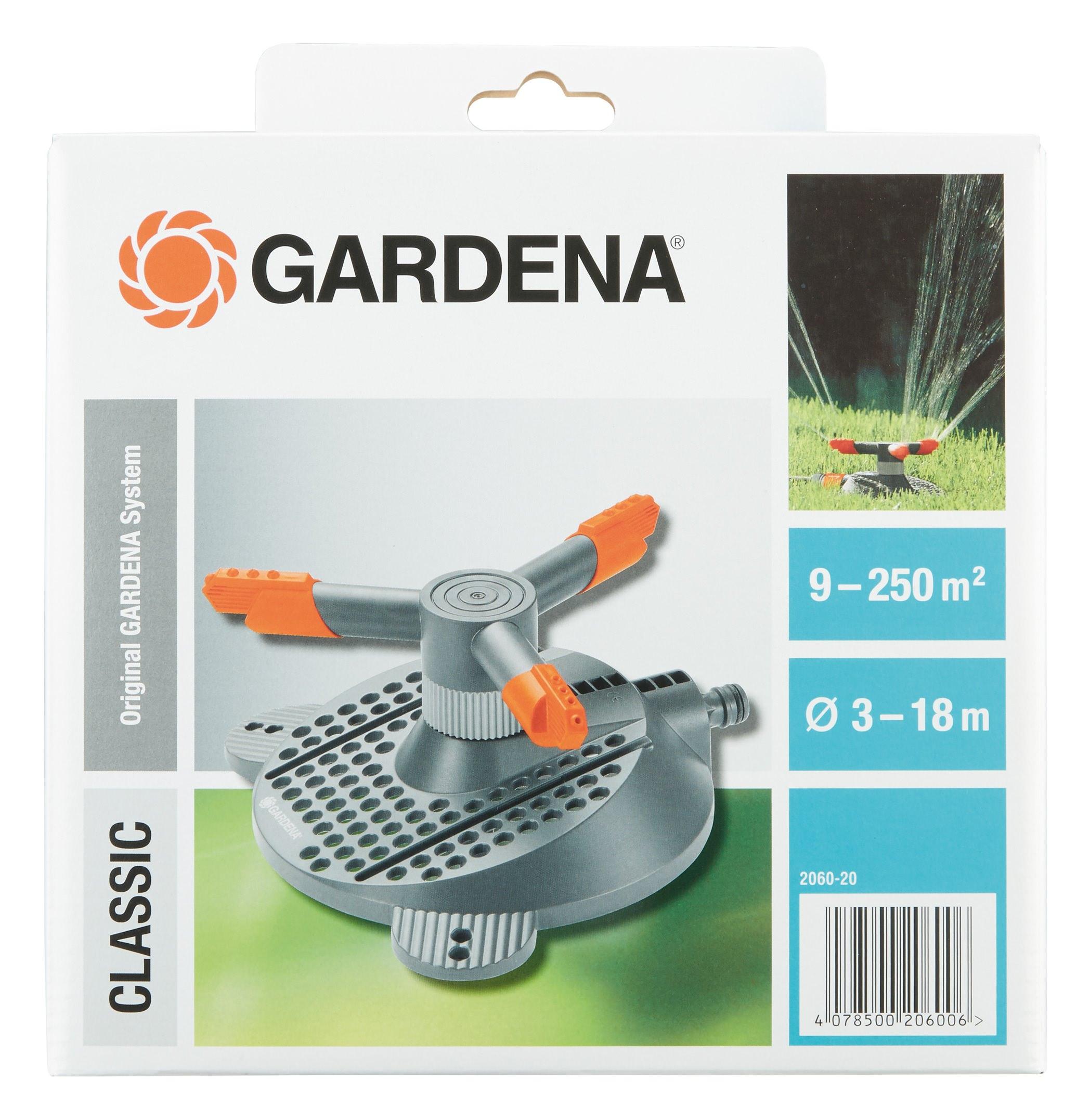 Gardena Kreisregner Samba - 02060-20