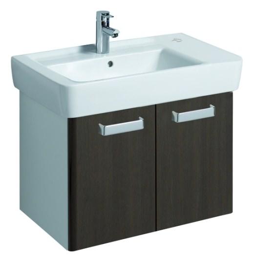 keramag renova nr 1 plan waschtischunterschrank 879143 670x463x445 mm korpus wei front. Black Bedroom Furniture Sets. Home Design Ideas