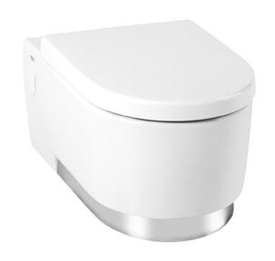keramag joop wc sitz mit absenkautomatik wei alpin. Black Bedroom Furniture Sets. Home Design Ideas