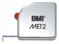BMI Taschenbandmaß twoCOMP 5m x 19mm 472541021