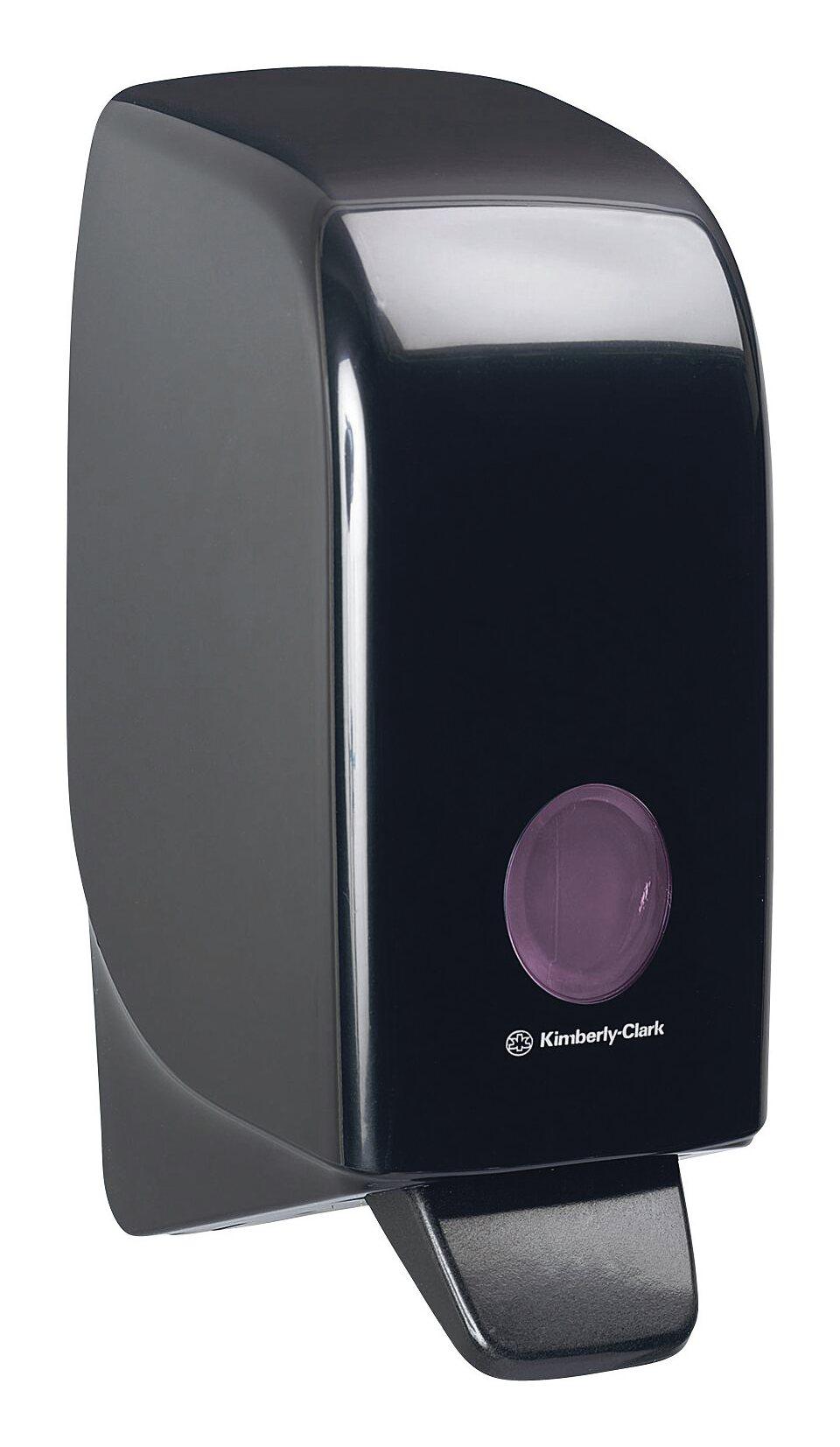 Handreinigerspender Aquarius Kassette 1 Liter Schwarz - 7173