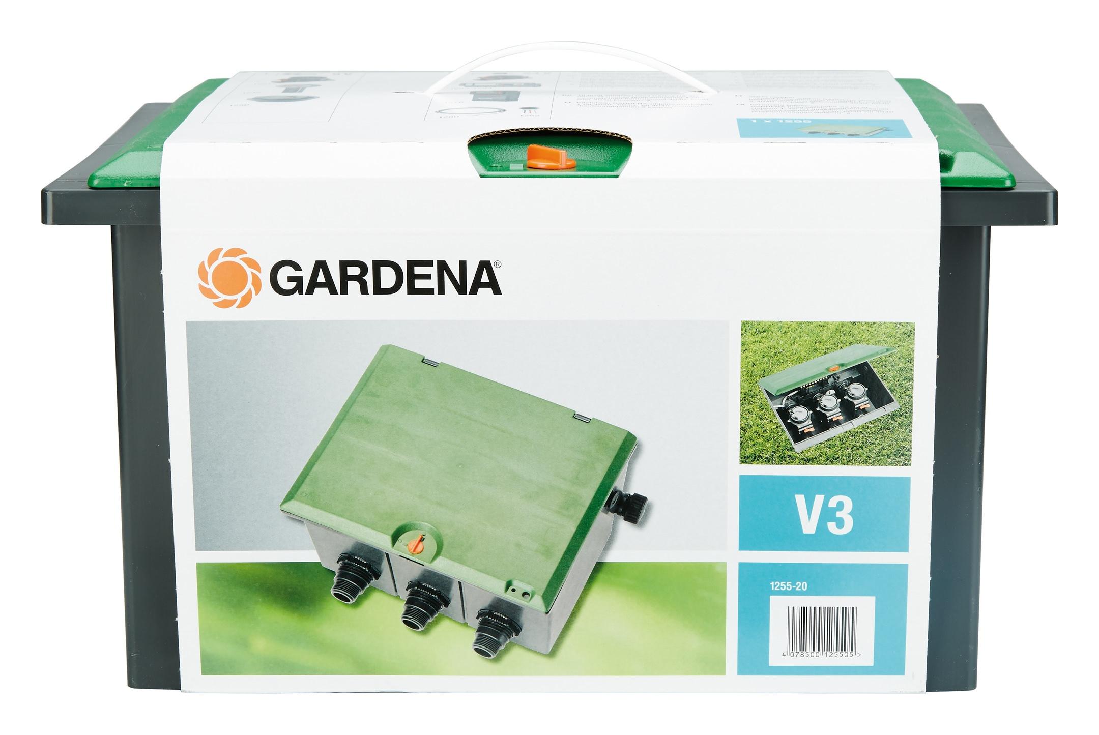 Gardena Ventilschacht V 3 (Ohne Ventil) - 01255-20
