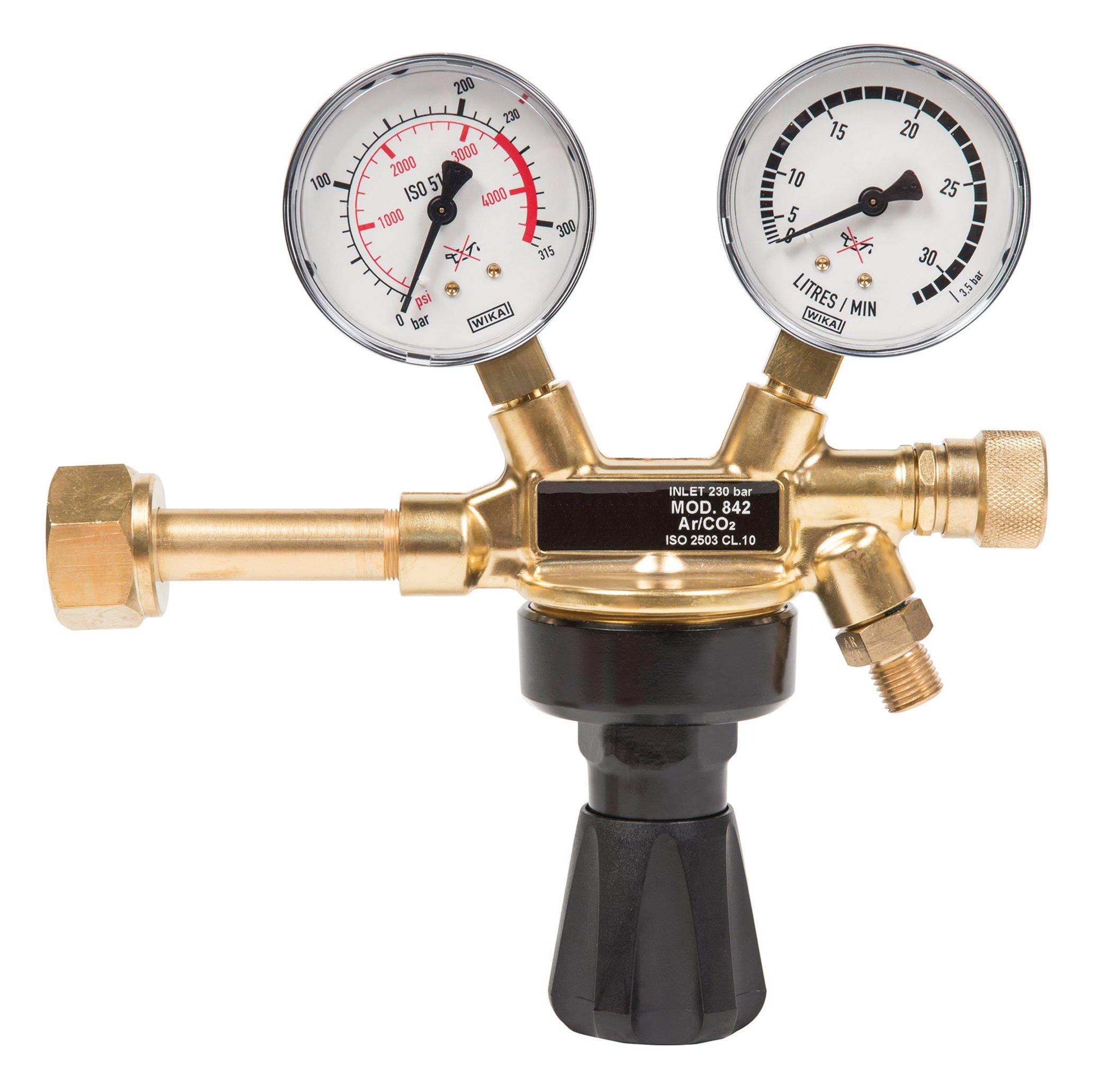 Harris Flaschendruckminderer Argon 0 - 30 L/min