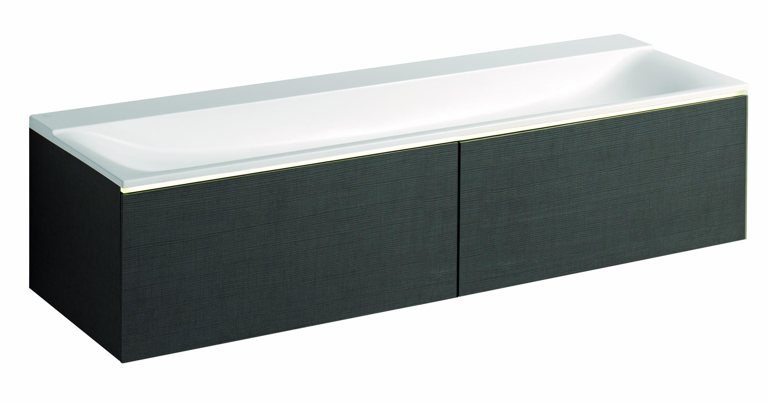keramag xeno2 waschtisch 1600x480mm varicor ohne hahnloch. Black Bedroom Furniture Sets. Home Design Ideas