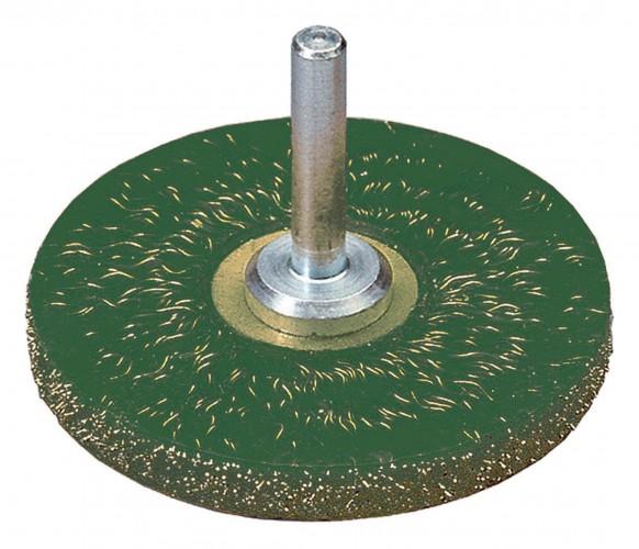 Fortis Rundbürste Stahldraht 40mm gewellt
