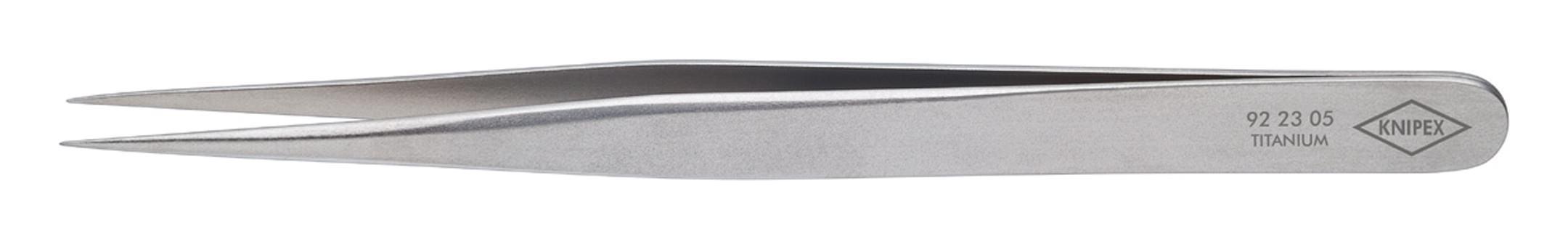Knipex Präzisions-Pinzette spitz 120mm Titan - 92 23 05
