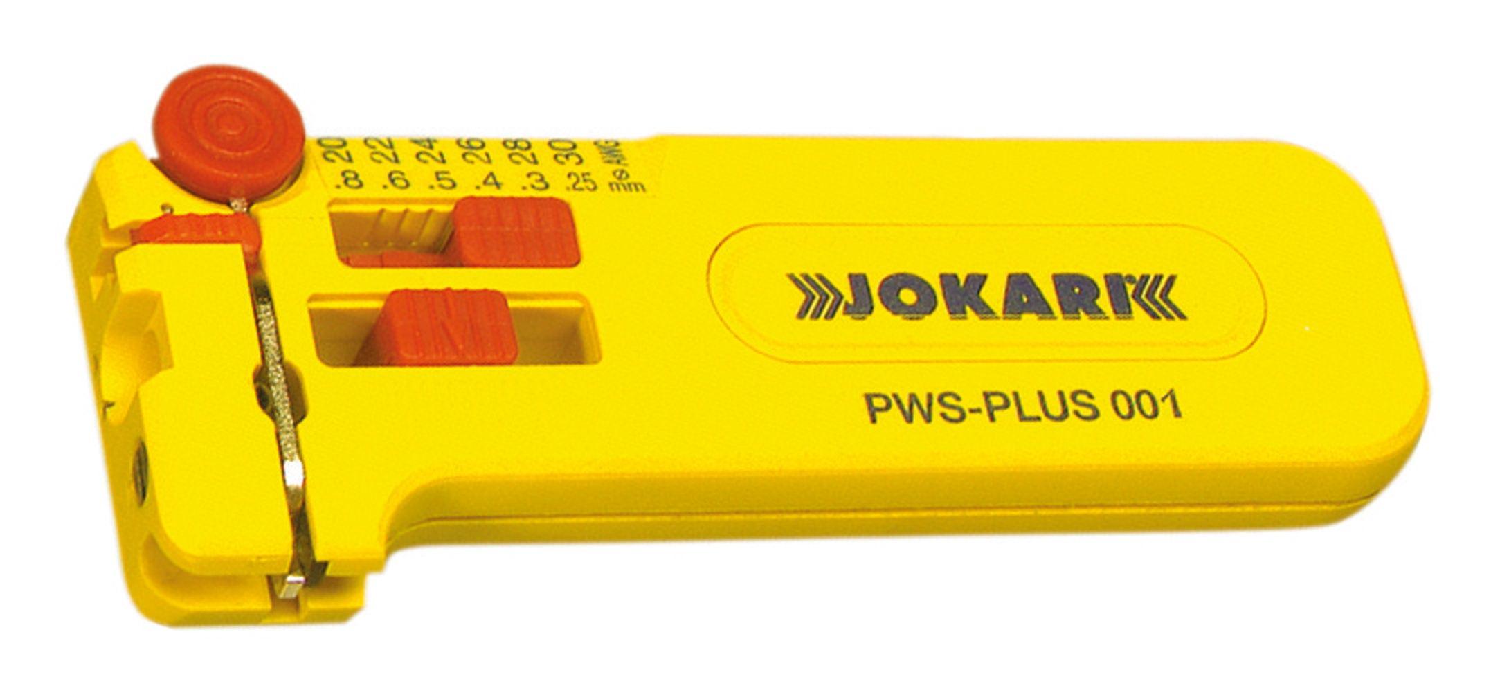 Jokari Mikro-Abisolierwerkzeug 0,12 - 0,4qmm - 460405