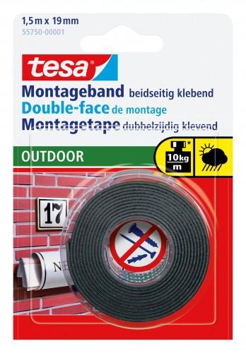 Tesa 2017 Foto Montageband-Outdoor-1-5m-x-19mm 55750-01-00