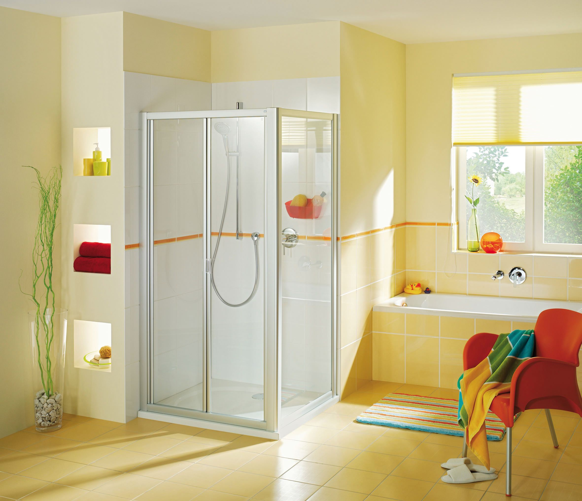 breuer fara 4 seitenwand f r faltt r klarglas hell alu silber matt sonderma 0103 001 001 099. Black Bedroom Furniture Sets. Home Design Ideas