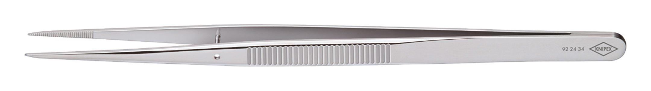 Knipex Präzisions-Pinzette spitz 155mm vernickelt - 92 24 34
