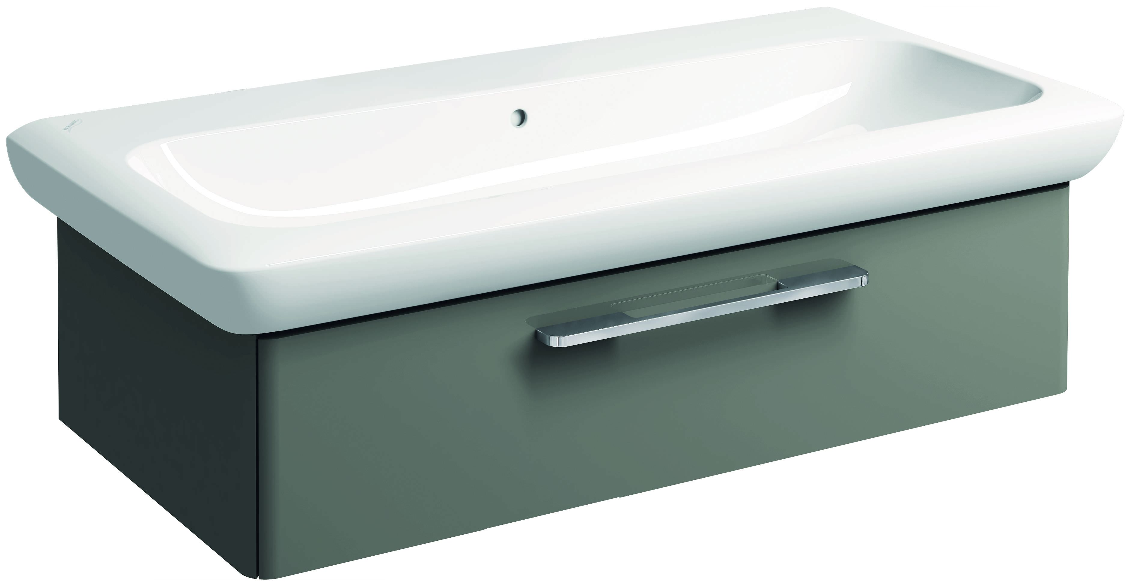 keramag it waschtischunterschrank 900x219x434mm. Black Bedroom Furniture Sets. Home Design Ideas