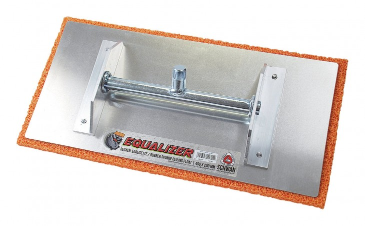 Werkstatt 2019 Freisteller Decken-Egalisette-400x200mm-Schwammbelag