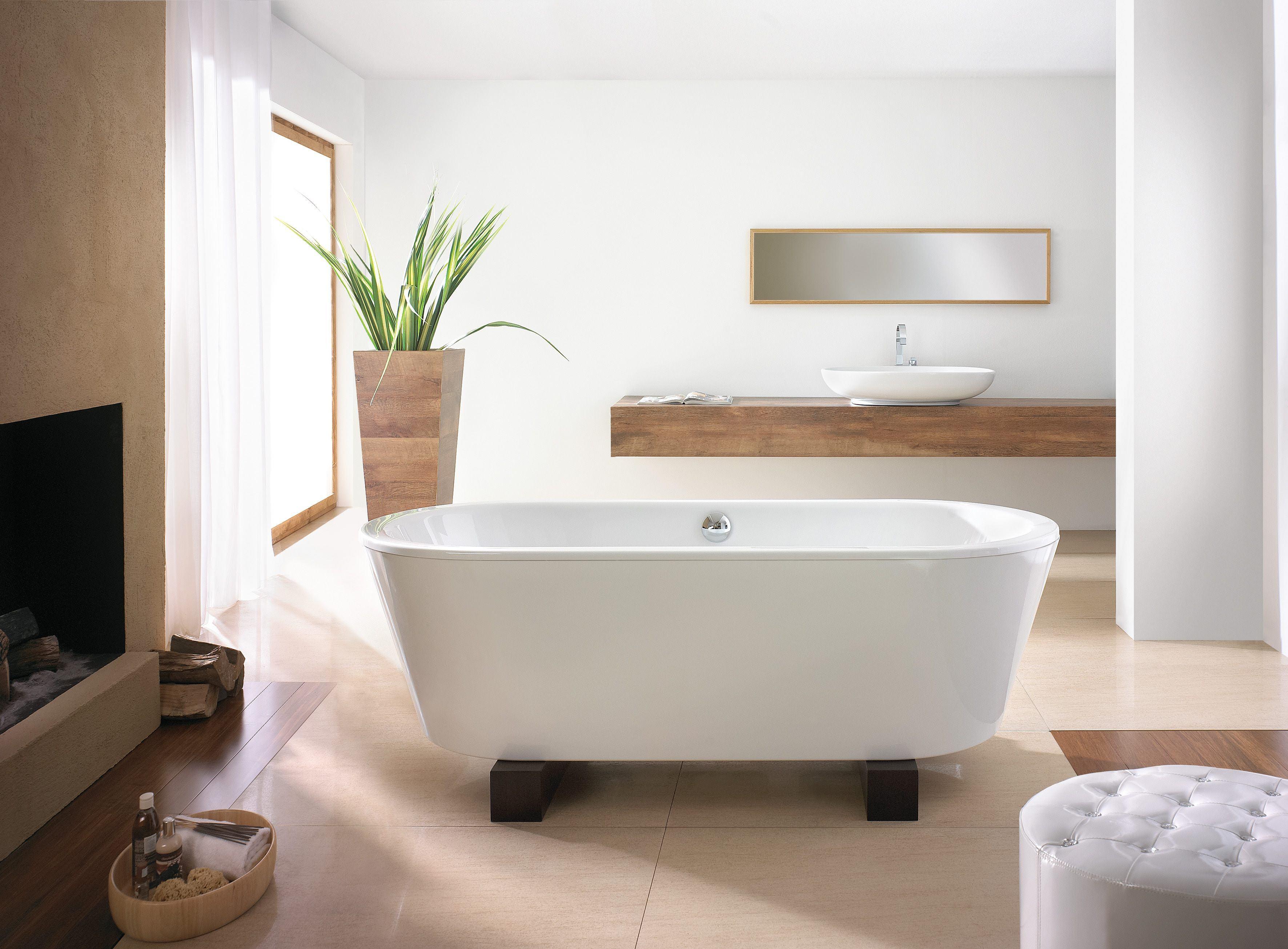 hoesch philippe starck 2 freistehende ovalbadewanne 1750 x. Black Bedroom Furniture Sets. Home Design Ideas