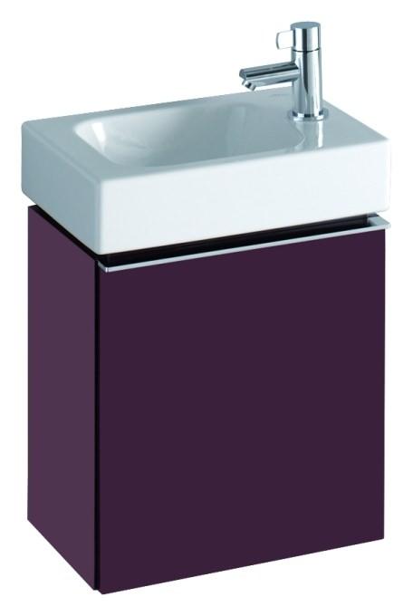 keramag icon xs handwaschbecken 380mm x 280mm rechts. Black Bedroom Furniture Sets. Home Design Ideas